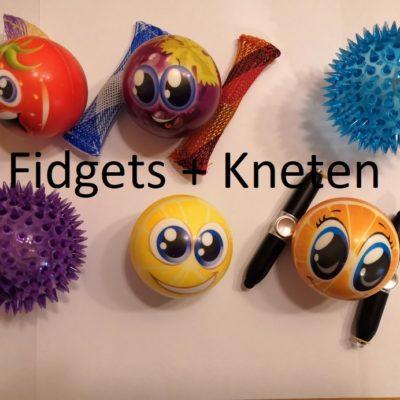 Fidgets+Kneten